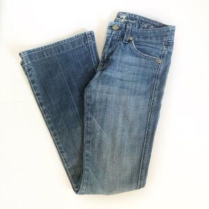 7 for All Mankind Bootcut Jeans A Pocket